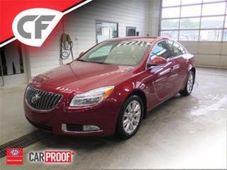 Used 2012 Buick Regal for sale in Lévis, QC