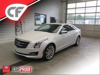 Used 2015 Cadillac ATS 2.0t Awd, Turbo for sale in Lévis, QC