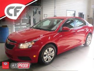 Used 2014 Chevrolet Cruze LT for sale in Lévis, QC