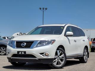 Used 2016 Nissan Pathfinder Platinum for sale in Etobicoke, ON