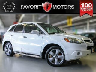 Used 2007 Acura RDX Tech Package, Navigation, Sunroof, Leather for sale in North York, ON
