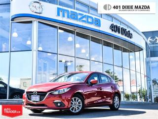 Used 2015 Mazda MAZDA3 Sport GS, NO ACCIDENTS. 1.9% FINANCE AVAILABLE for sale in Mississauga, ON