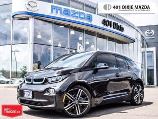 Used 2015 BMW i3 FREE WINTER TIRE PKG FROM BMW, NO ACCIDENTS for sale in Mississauga, ON