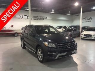 Used 2012 Mercedes-Benz ML-Class ML 350 BlueTEC No Payments For 6 Months** for sale in Concord, ON