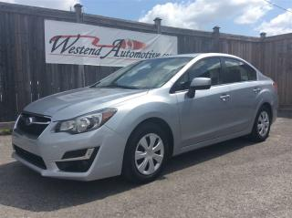 Used 2015 Subaru Impreza 2.0i    35000 KMS for sale in Stittsville, ON