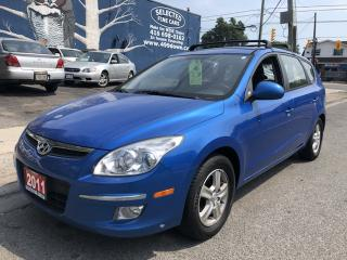 Used 2011 Hyundai Elantra TOURING GLS for sale in Scarborough, ON