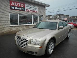 Used 2006 Chrysler 300 Berline 4 portes 300 à traction arrière for sale in Saint-hubert, QC