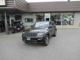 Used 2017 Jeep Grand Cherokee 75TH ANNIVERSARY EDITION for sale in Langley, BC
