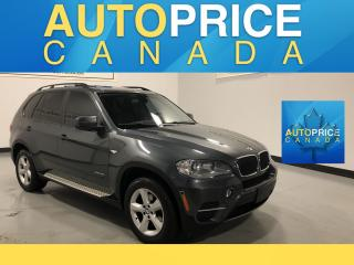 Used 2012 BMW X5 xDrive35i NAVIGATION|PANOROOF|LEATHER for sale in Mississauga, ON