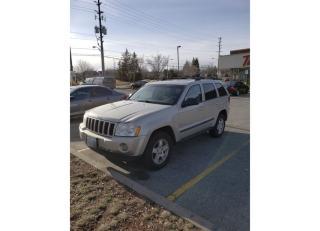 Used 2007 Jeep Grand Cherokee Grand Cherokee Laredo for sale in Etobicoke, ON