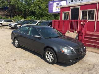Used 2006 Nissan Altima 2.5 S Special Edition for sale in Toronto, ON
