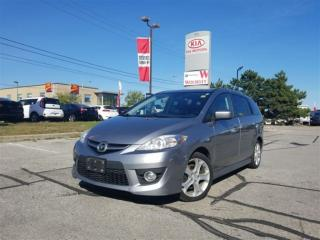 Used 2010 Mazda MAZDA5 GT Sunroof | AS TRADED for sale in Etobicoke, ON