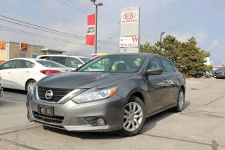 Used 2016 Nissan Altima 2.5 S | Backup Camera | Power Seat | Cruise for sale in Etobicoke, ON