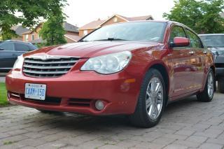 Used 2008 Chrysler Sebring Limited  for sale in Brampton, ON