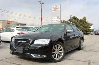 Used 2016 Chrysler 300 C AWD | Leather | Cooling Seat | Memory Seat for sale in Etobicoke, ON