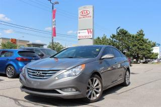 Used 2013 Hyundai Sonata 2.0T Limited | Navigation | Leather | Panoramic for sale in Etobicoke, ON
