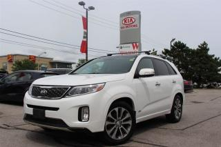 Used 2014 Kia Sorento SX | Navigation | Ventilated Seat | Panoramic Roof for sale in Etobicoke, ON