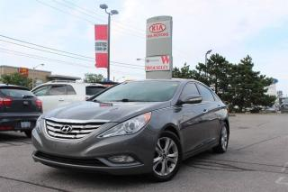 Used 2013 Hyundai Sonata Limited | Navigation | Leather | Panoramic| for sale in Etobicoke, ON