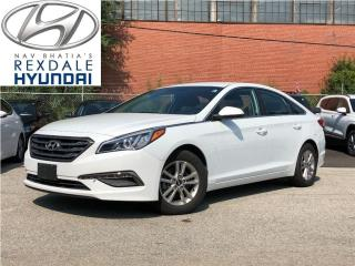 Used 2017 Hyundai Sonata , GL, BLUE TOOTH,STEERING AUDIO CONTROL for sale in Toronto, ON