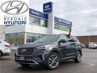 Used 2017 Hyundai Santa Fe XL Premium, warranty up to 100000 km. for sale in Toronto, ON