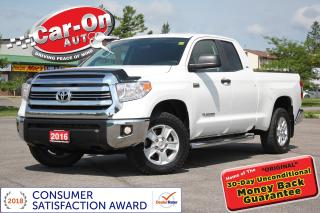Used 2016 Toyota Tundra SR5 5.7L V8 4X4 ONLY 39,000 KM TOW PKG REAR CAM for sale in Ottawa, ON