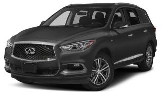 New 2019 Infiniti QX60 Pure AWD PURE for sale in Unionville, ON