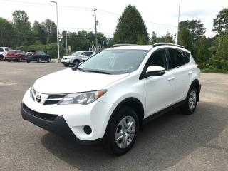 Used 2015 Toyota RAV4 Traction intégrale 4 portes LE for sale in Saint-raymond, QC