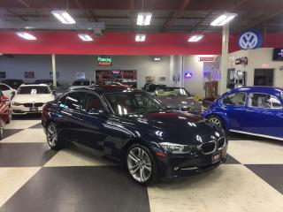 Used 2014 BMW 320i 320I X DRIVE SPORT PACKAGE LEATHER SUNROOF 90K for sale in North York, ON