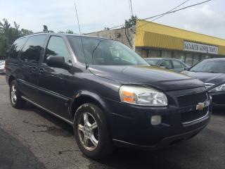 Used 2009 Chevrolet Uplander LT/ DVD/ CAPTAIN SEATS/ ALLOYS/ LOADED! for sale in Scarborough, ON