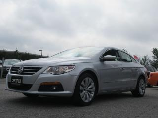 Used 2010 Volkswagen Passat CC HIGHLINE / ONE OWNER / ACCIDENT FREE for sale in Newmarket, ON