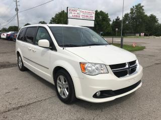 Used 2011 Dodge Caravan CREW for sale in Komoka, ON