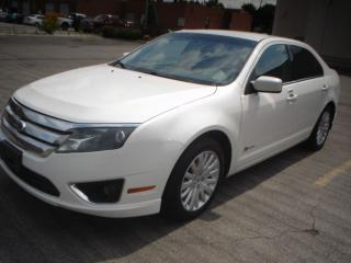 Used 2010 Ford Fusion hybrid,gas saver,auto for sale in Mississauga, ON