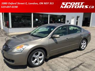 Used 2007 Nissan Altima 3.5S+ Sunroof+Dual Temp Cntrl+Push Start+ for sale in London, ON