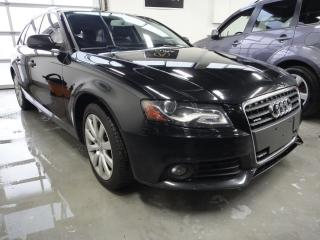 Used 2011 Audi A4 2.0T,,AWD,NO ACCIDENT,MINT CONDITION for sale in North York, ON