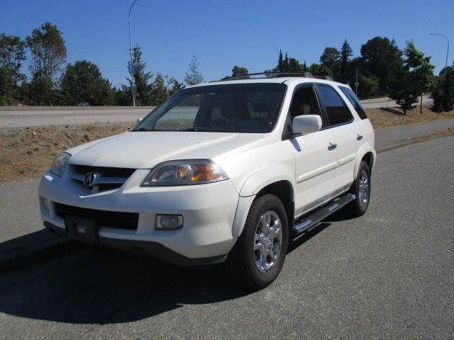Used 2006 Acura MDX W Tech Pkg For Sale In Surrey British Columbia