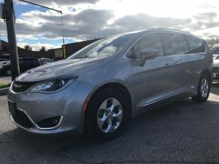 Used 2017 Chrysler Pacifica Touring-L Plus for sale in North York, ON