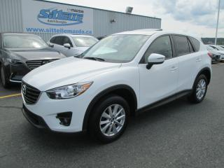 Used 2016 Mazda CX-5 GS AWD 2.5L TOIT OUVRANT for sale in Saint-georges, QC
