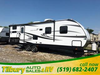 New 2019 Highland Ridge RV Ultra Lite 2802 BH $85 weekly O.A.C. BUNK HOUSE! Outdoor Kitchen for sale in Tilbury, ON