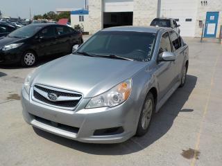 Used 2012 Subaru Legacy 2.5I for sale in Innisfil, ON