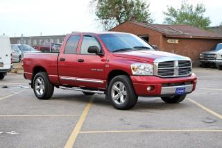 Used 2007 Dodge Ram Laramie for sale in Brampton, ON