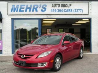 Used 2009 Mazda MAZDA6 GT Loaded Leather All Maintenance Record for sale in Scarborough, ON