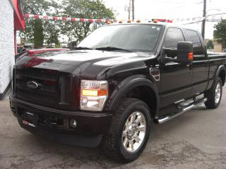 Used 2008 Ford F-250 XLT 4WD Crew Cab Diesel for sale in London, ON