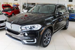 Used 2015 BMW X5 I35 3.0L TURBO / DAKOTA LEATHER / NAV / for sale in Waterloo, ON