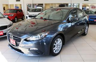 Used 2014 Mazda MAZDA3 GS-SKY/NAVIGATION for sale in Waterloo, ON