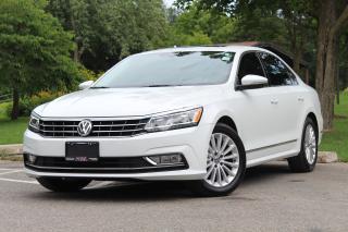 Used 2017 Volkswagen Passat 1.8 TSI Comfortline*Sunroof*Leather*Rem-Start*SPOR for sale in Mississauga, ON