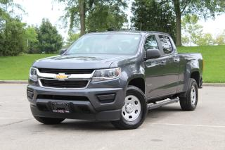 Used 2016 Chevrolet Colorado WT*4x4*Autostart*Rear View Cam*Clean* for sale in Mississauga, ON