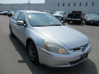 Used 2004 Honda Accord LX-G for sale in Toronto, ON