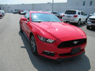 Used 2016 Ford Mustang EcoBoost NO ACCIDENTS for sale in Toronto, ON