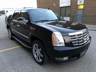 Used 2008 Cadillac Escalade ESV AWD for sale in North York, ON
