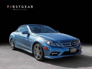 Used 2011 Mercedes-Benz E-Class E 550 I NAVIGATION for sale in Toronto, ON